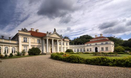 Śmiełowo Palace in Greater Poland